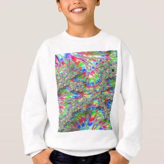 Rainbow Fusion Fractal Sweatshirt