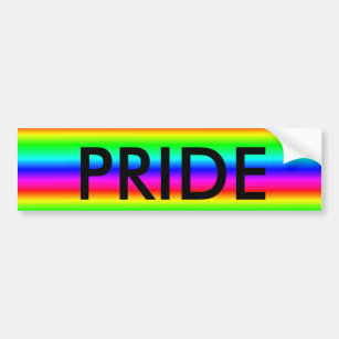Gay pride bumper sticker, mature amateur porn tube