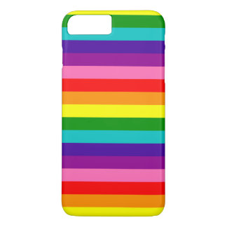 Rainbow Gay Pride LGBT Original 8 Stripes Flag iPhone 7 Plus Case