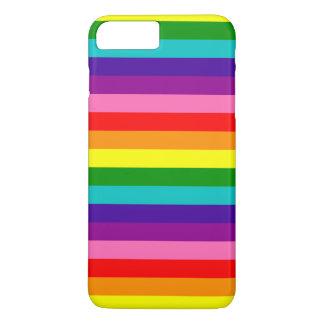 Rainbow Gay Pride LGBT Original 8 Stripes Flag iPhone 8 Plus/7 Plus Case