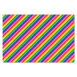 Rainbow Gay Pride LGBT Original 8 Stripes Flag Tissue Paper