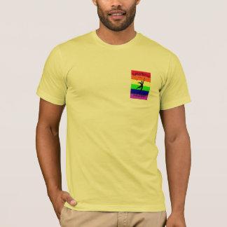 Rainbow Geezers Logo T-Shirt