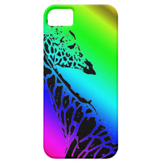 Rainbow Giraffe Case For The iPhone 5