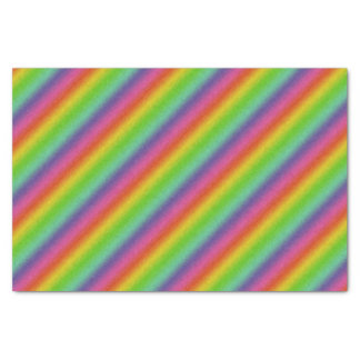 Rainbow Glitter Texture Gift Wrapping Tissue Paper