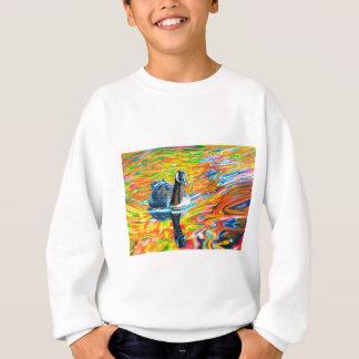 Rainbow Goose Sweatshirt