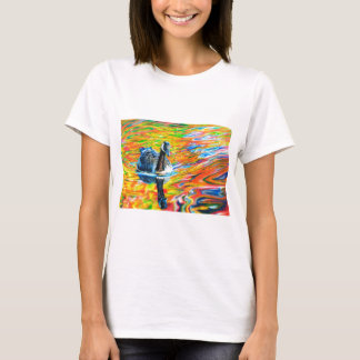 Rainbow Goose T-Shirt