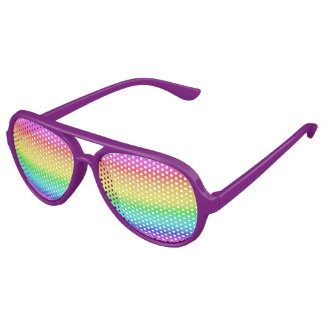 Rainbow Gradient party shades
