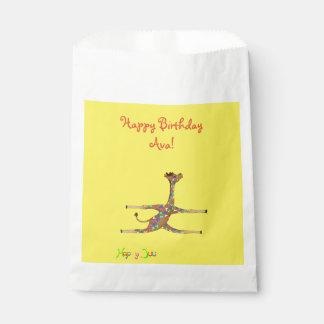 Rainbow Gymnastics by The Happy Juul Company Favour Bag