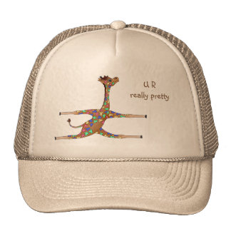 Rainbow Gymnastics by The Happy Juul Company Trucker Hat