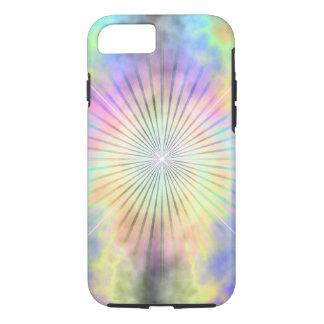 Rainbow Halo Star Burst iPhone 8/7 Case