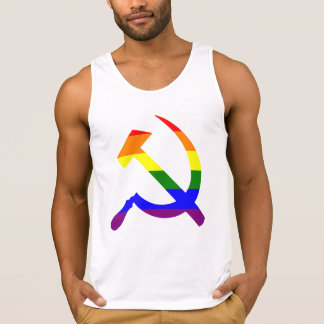 Rainbow Hammer And Sickle