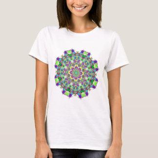Rainbow Haze mandala T-Shirt