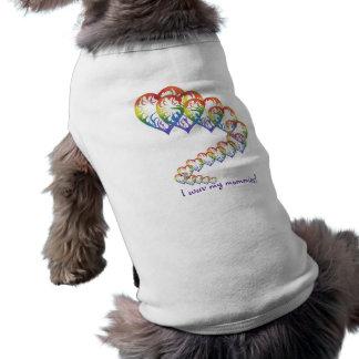 Rainbow Hearts Descending Shirt