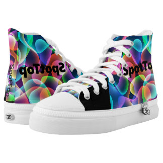 rainbow high tops SpotTop