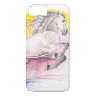 Rainbow Horse iPhone 7 Plus Case