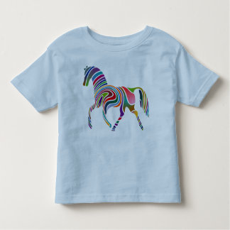 Rainbow Horse Shirt
