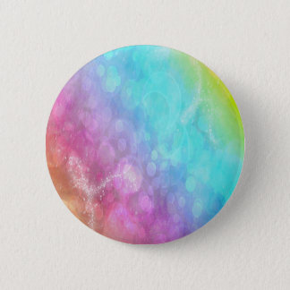 Rainbow Hue 2 Inch Round Button