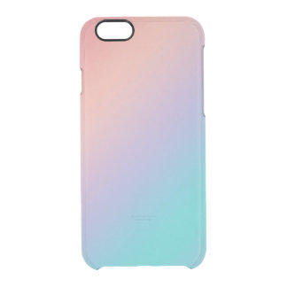 Rainbow in our life clear iPhone 6/6S case