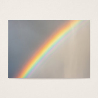 Rainbow in the Rain Business Card