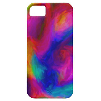 Rainbow in the Wind Cell Phone Cases