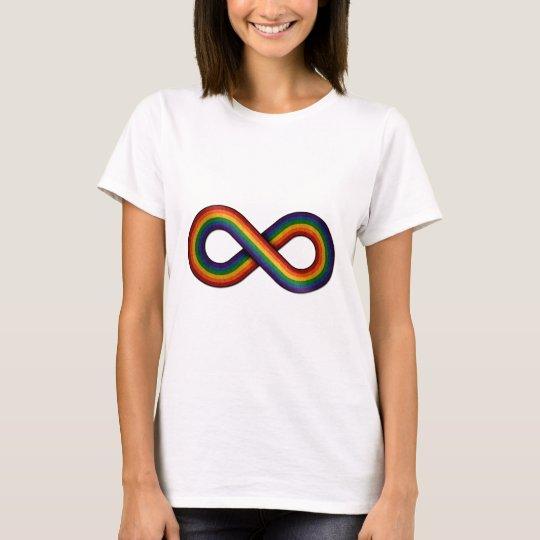 Rainbow Infinity T-Shirt