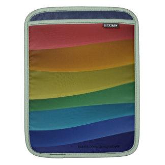Rainbow iPad Sleeve