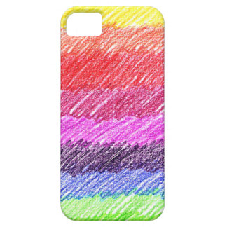 Rainbow iPhone 5 Cover