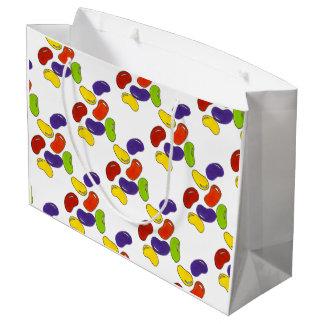 Rainbow Jelly Bean Jellybean Candy Easter Gift Bag