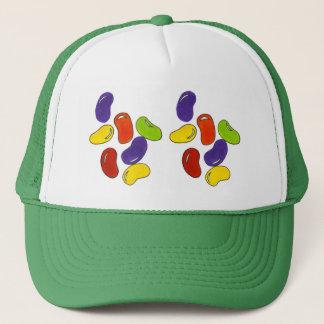 Rainbow Jelly Bean Jellybean Candy Easter Hat