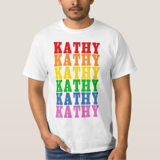 Rainbow Kathy T-Shirt