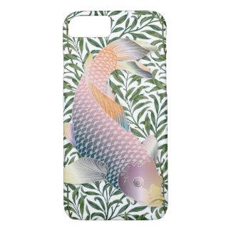 Rainbow Koi Fish & Green Water Plants #3 iPhone 8/7 Case