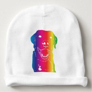Rainbow Lab! Baby Beanie