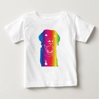 Rainbow Lab! Baby T-Shirt