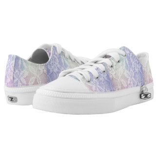 Rainbow lace Low-Top sneakers