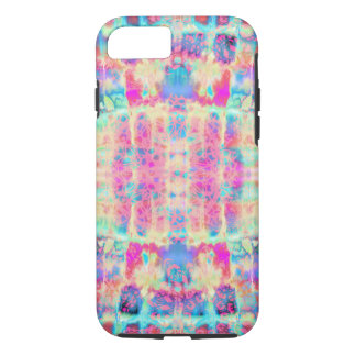 Rainbow Lace Tie-Dye iPhone 7 Case