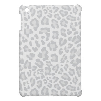 Rainbow Leopard Print Collection - Grey Cover For The iPad Mini