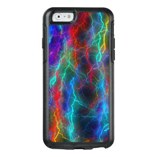 Rainbow Lightning OtterBox iPhone 6/6s Case
