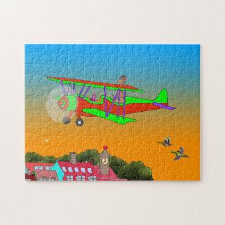 Rainbow & Lila Flying Puzzles