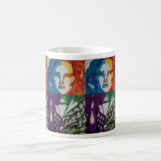 Rainbow Lily Mug