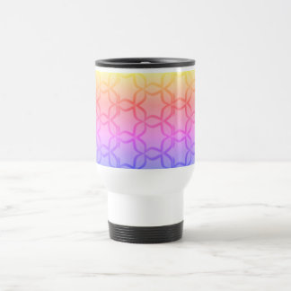 Rainbow Linked Travel Mug