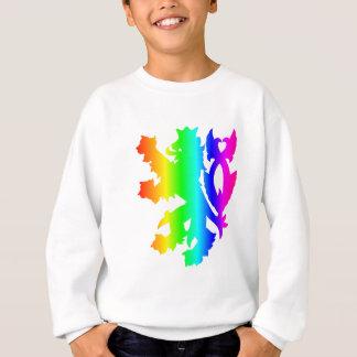 Rainbow Lion #4 Sweatshirt