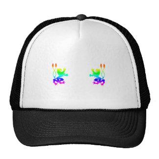 Rainbow Lions Trucker Hat