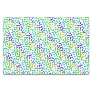 Rainbow Lips Tissue Paper