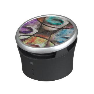 Rainbow Lips Vape Bluetooth Speaker