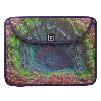 Rainbow Lobophyllia coral pattern Sleeve For MacBook Pro