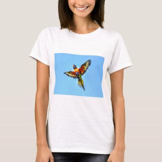 RAINBOW LORIKEET AUSTRALIA ART EFFECTS T-Shirt