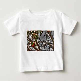 RAINBOW LORIKEET RURAL QUEENSLAND AUSTRALIA BABY T-Shirt