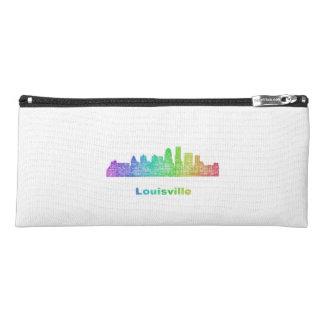 Rainbow Louisville skyline Pencil Case