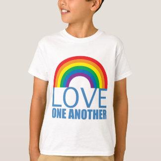 Rainbow Love Tshirt