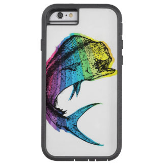 Rainbow Mahi Mahi Tough Xtreme iPhone 6 Case